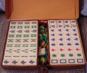 hongkong Mahjong Set